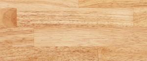 Houtsoorten - Rubberwood